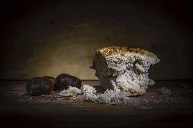 за хляба