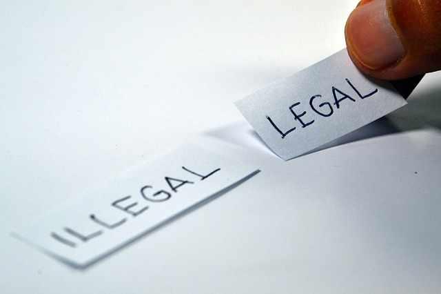 законността и морала