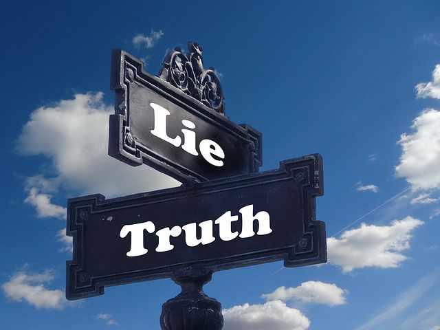 истината и лъжата