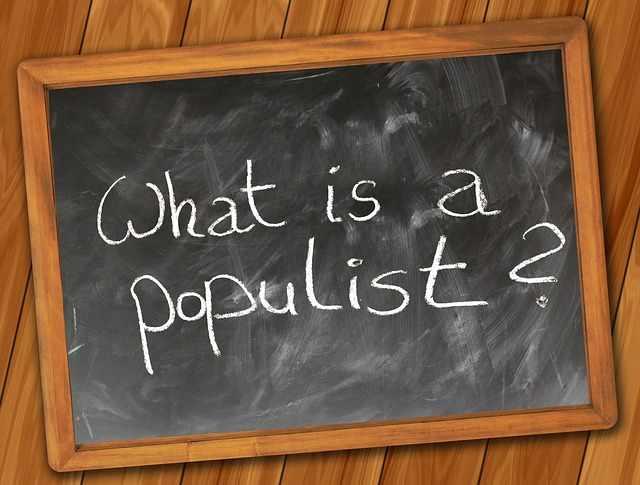 популизмът