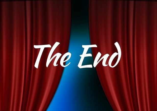 краят на един президент