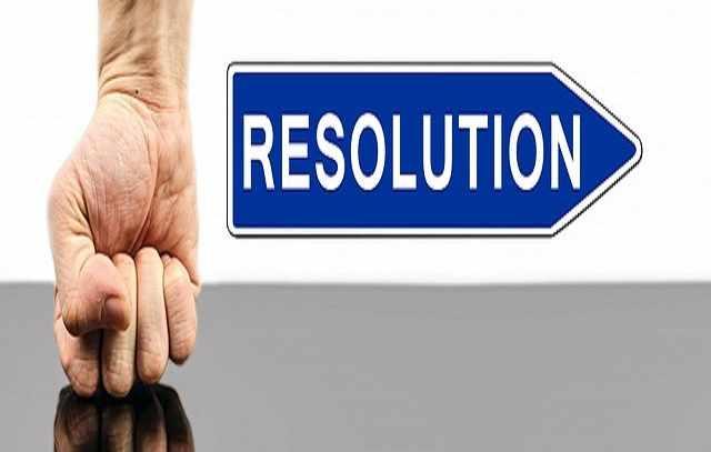 резолюция за партийна пропаганда