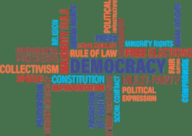 демокрацията е и диалог